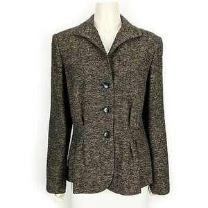 Lafayette 148 New York Blazer Jacket Size: 12